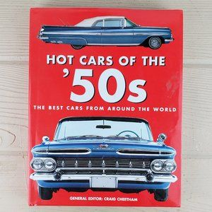 Thunder Bay Press Hot Cars of '50s Book